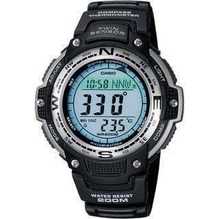 Casio sgw100-1v twin sensor watch