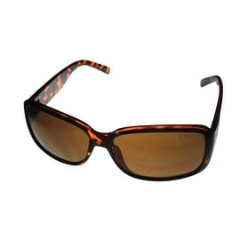 Esprit Sunglass Womens Fashion Plastic Rectangle, Tortoise Brown Lens 19452 545