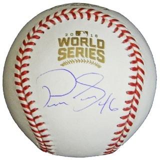 Pedro Strop Rawlings Official 2016 World Series MLB Baseball