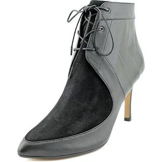 Nina Atlanta Women Pointed Toe Leather Bootie