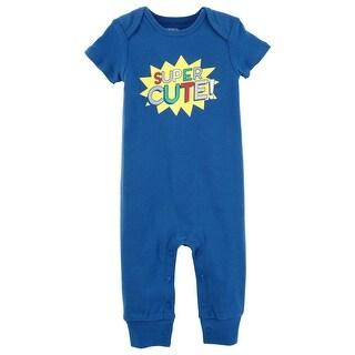 Carter's Baby Boys' Super Cute Jumpsuit