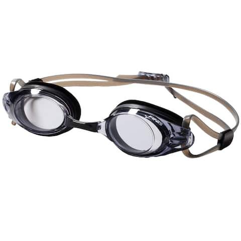 FINIS Bolt Swim Goggles - Black/Smoke