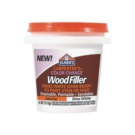 Elmer's 1/4Pt White Wood Filler