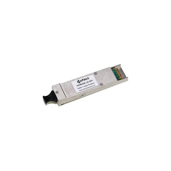 ENET XFP-10G-LR-ENC Alcatel XFP-10G-LR 10GBASE-LR XFP 1310nm 10km DOM Duplex LC SMF 100% Tested Lifetime Warranty and Guaranteed