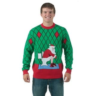 Shop Santa Has Been Naughty Christmas Sweater Free Shipping On