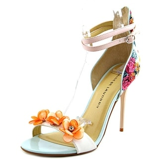 Chinese Laundry Lily Open Toe Canvas Sandals