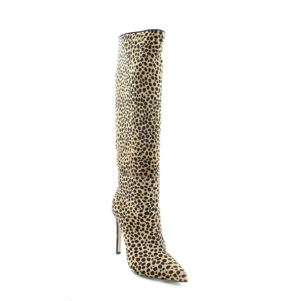Sergio Rossi Matrix Women's Boots Var.Natural - 6