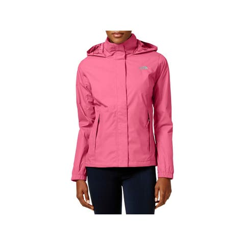 The North Face Womens Resolve Raincoat Fall Jacket