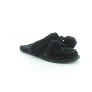 UGG Hafnir Women's Slippers Black