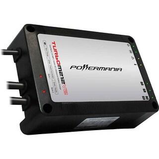 Powermania Turbo M212V2 12 Amp Two Bank 12/24Vdc Charger - 58201