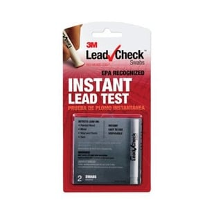 3M LC-2S24C Lead Check Swabs Pink, Pk/2