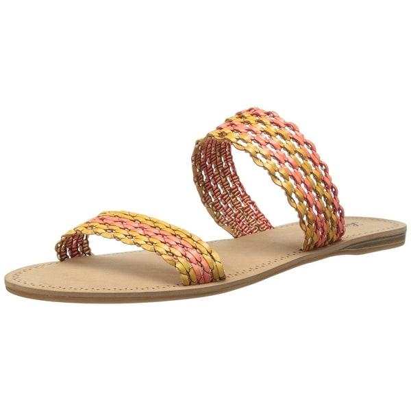 Lucky Women's Alddon Huarache Sandal