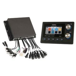 Clarion Cms4 Black Box Digital Media Rceiver W/ Ip66 Display