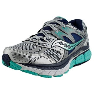Saucony Redeemer Iso Women Round Toe Synthetic Gray Running Shoe