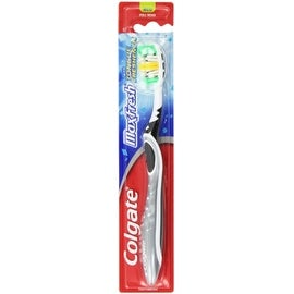 Colgate MaxFresh Full Head Toothbrush, Medium 1 ea