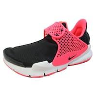 Nike Grade-School Sock Dart Black/Racer Pink 904277-002