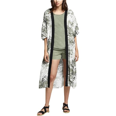 Sanctuary Clothing Womens Printed Kimono Sweater - OS