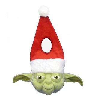 Star Wars Yoda Head Doorknob Hanger