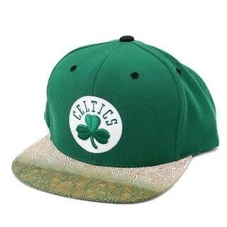 NBA Boston Celtics Retro Snapback Cap