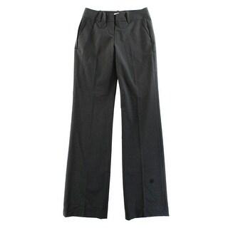 Halogen NEW Gray Women's Size 2X33 Straight Leg New-Taylor Dress Pants