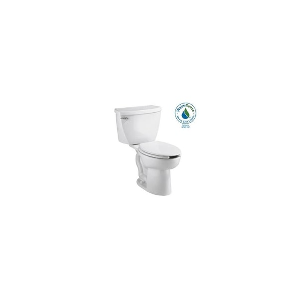 American Standard 3483.001 Cadet Elongated Toilet Bowl Only with Right Height Bowl - White