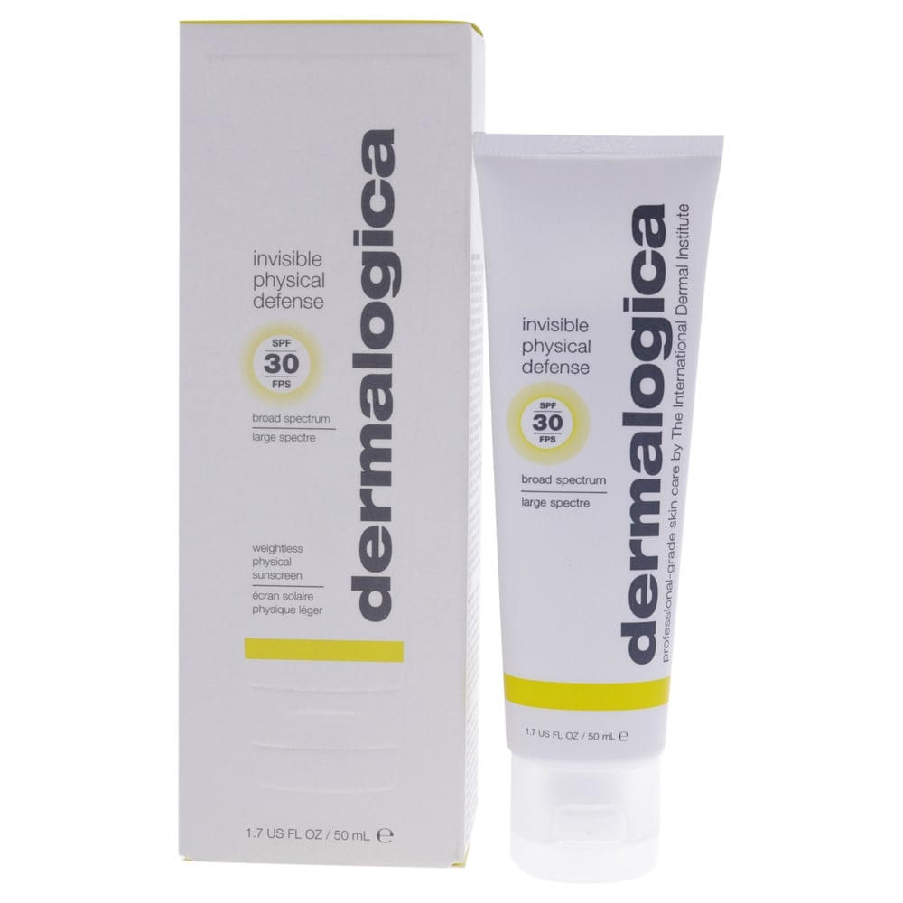 Invisible Physical Defense Sunscreen Spf 30 By Dermalogica For Unisex - 1 7 Oz Sunscreen (Body Sunscreen)