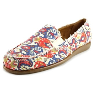 Aerosoles Mr-Softee Moc Toe Canvas Loafer