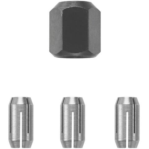 Rotozip CN1 Replacement Collet & Collet Nut Kit