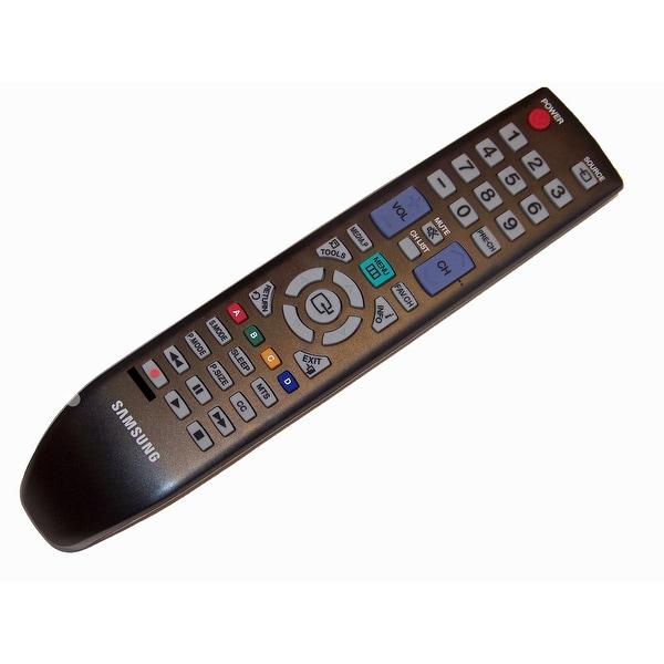 OEM Samsung Remote Control Specifically For: PL42B450B1DXZX, PN58B530S2FXZA