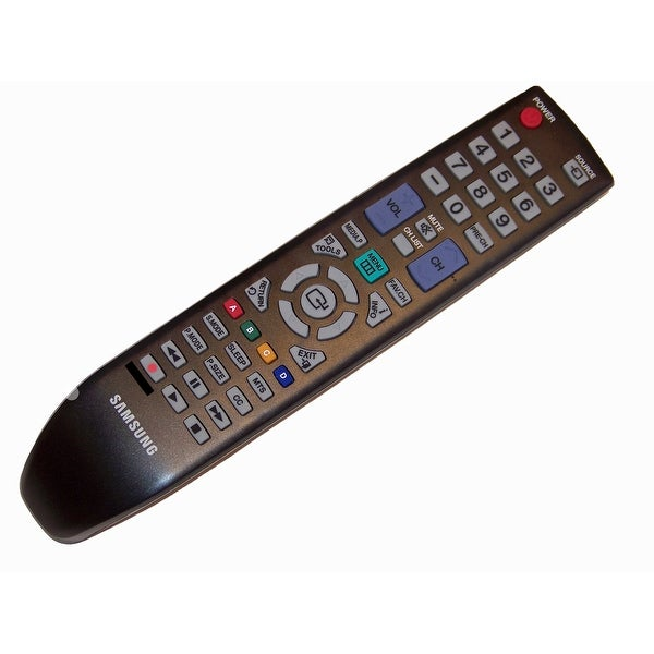 OEM Samsung Remote Control Specifically For PN50B430P2DXZA, LN46B500P3FXZA, PN50B400P3DXZA, LN32B530, LN46B530P7F