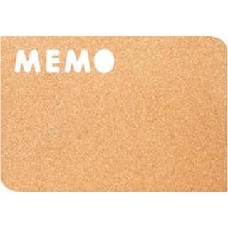 """Memo - Silhouette Cork Board 11.81""""X17.71"""""""