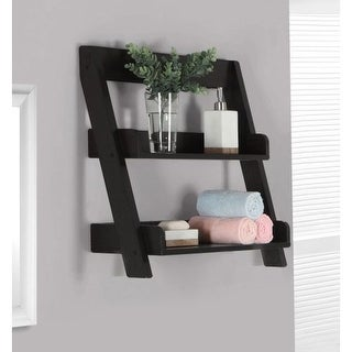 Monarch Specialties Wall mounted shelving unit II Wall-Mounted Shelving Unit