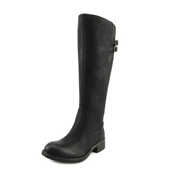 Very Volatile Lavinia Women Round Toe Synthetic Knee High Boot