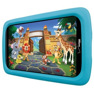 Verizon Ellipsis Case Kid-Friendly Foam Case for Ellipsis Kids Tablet - Blue