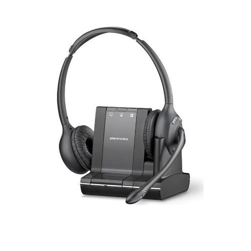 Plantronics 83544-01 W720 Multi-Device Wireless Headset System-Black
