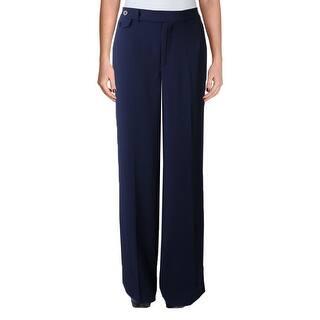 Lauren Ralph Lauren Womens Dress Pants Sharkskin Wide Leg|https://ak1.ostkcdn.com/images/products/is/images/direct/c71229d114ad64fb78fbf2d6e10724e12b2b820e/Lauren-Ralph-Lauren-Womens-Dress-Pants-Sharkskin-Wide-Leg.jpg?impolicy=medium
