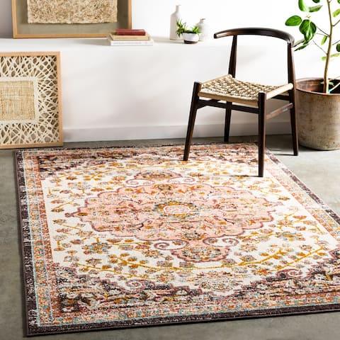 Twyla Bohemian Persian Area Rug