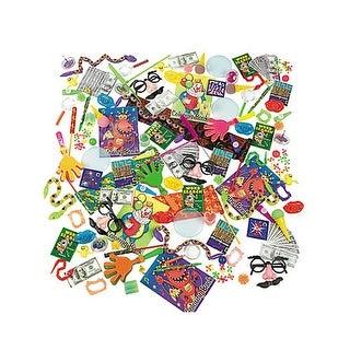 Fun Express Mega Deluxe Toy Assortment (250 Pieces) - Bulk Toy