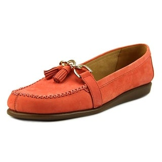 Aerosoles Super Soft Women  Round Toe Leather Pink Flats