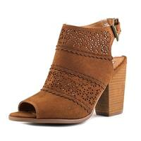Not Rated Girl B Flossin Women  Open-Toe Suede  Slingback Sandal