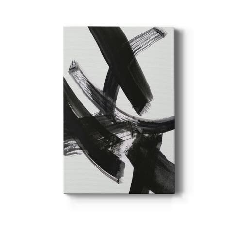 Black Magic I Premium Gallery Wrapped Canvas - Ready to Hang