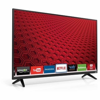 "Manufacturer Refurbished - Vizio E40-C2 40"" Class Full Array HD Smart LED TV 1920x1080 2ms 120Hz 2x HDMI"