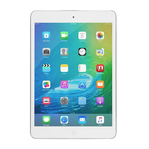 Apple iPad Mini 2 (128GB, Wi-Fi, Silver) (Refurbished)