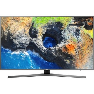 "Samsung MU7000-Series 65""-Class HDR UHD Smart LED TV - Black"