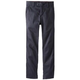 Dickies Girls Slim Fit Straight Leg Pants - 16