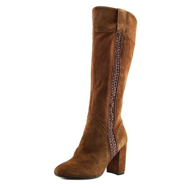 Kensie Bernadette Cognac Boots