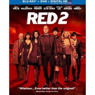 Red 2 [Blu-ray] [BLU-RAY]