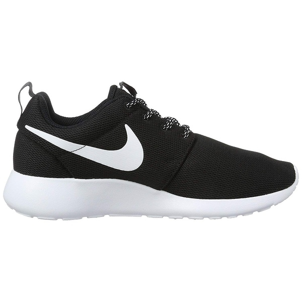 Nike Mens Rosho One Fabric Low Top Lace Up Running Sneaker