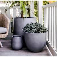 Fiberstone Planters Hangers Stands Shop Online At Overstock