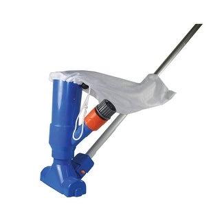 Jed 30-152 Pool Vacuum Splasher with Aluminum Handle, 4'